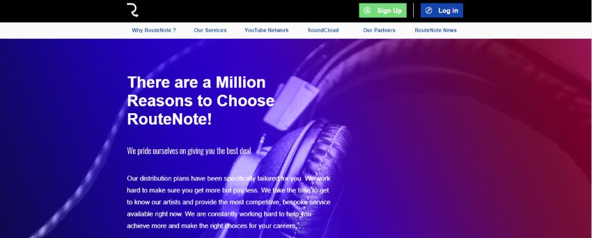 Routenote Review: The Best Free Music Distribution Service?