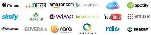 agregateurs musique
