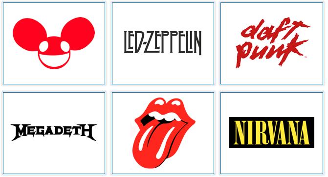 faire logo musique