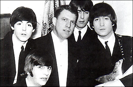 manager rock beatles
