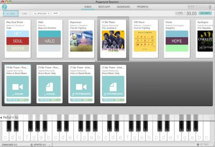 Playground Sessions Review: The Best Piano Learning App?