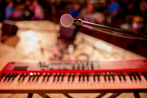 Le shure sm58 est le microphone parfait pour le chant
