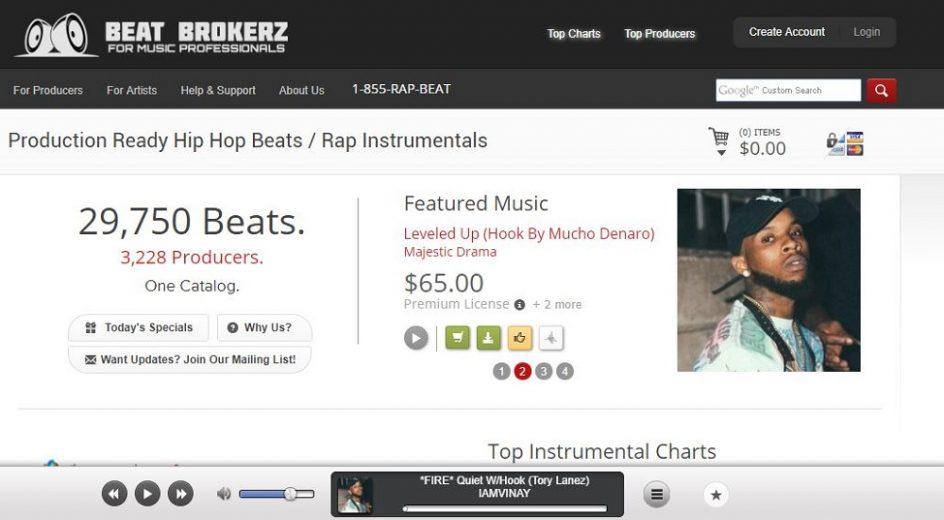 beat brokerz review