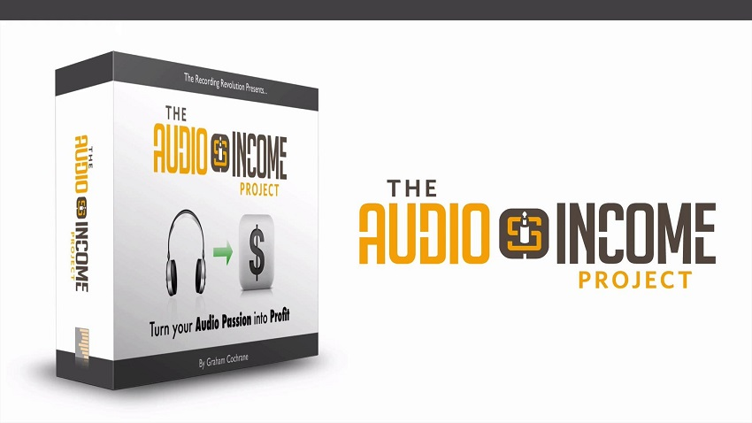 audio income project