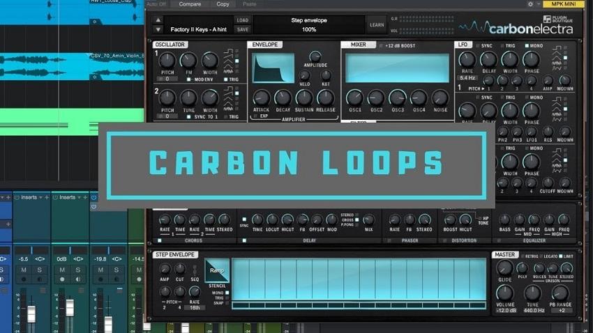carbon electra carbon loops