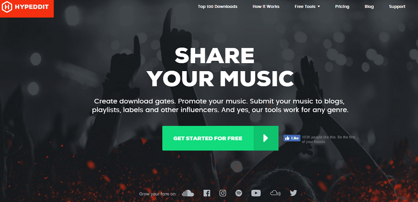 Top 5 Best Music Promotion Services to Boost Your Marketing Plan