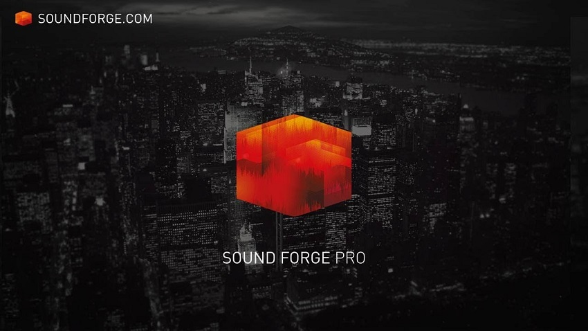 sound forge pro 13 promo