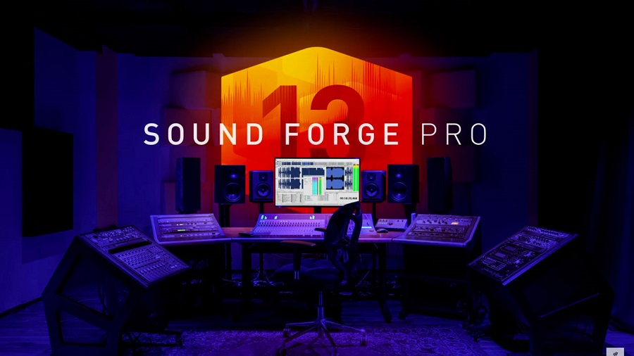 sound forge pro 13 review