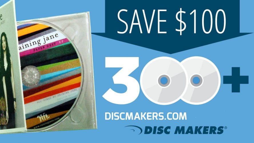 discmakers 300