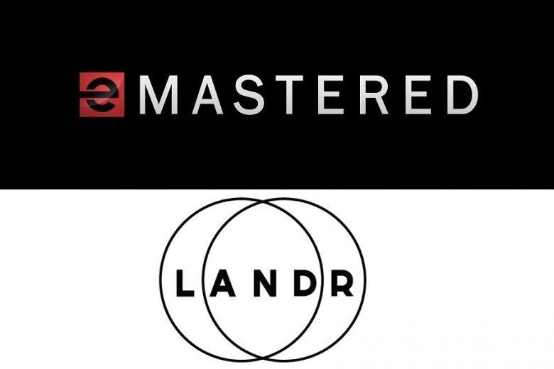 eMastered vs landr