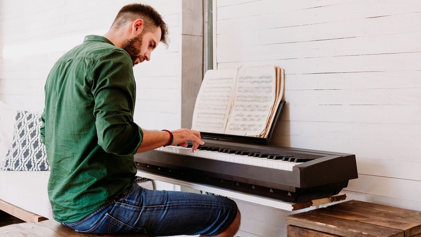 piano for all playing