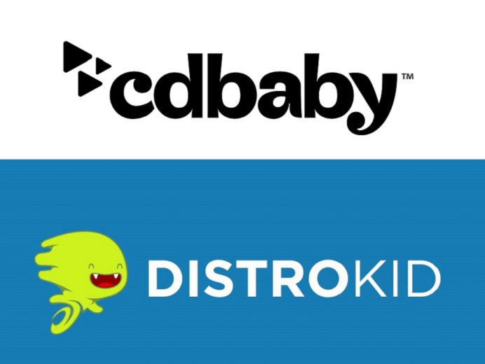 cd baby vs distrokid