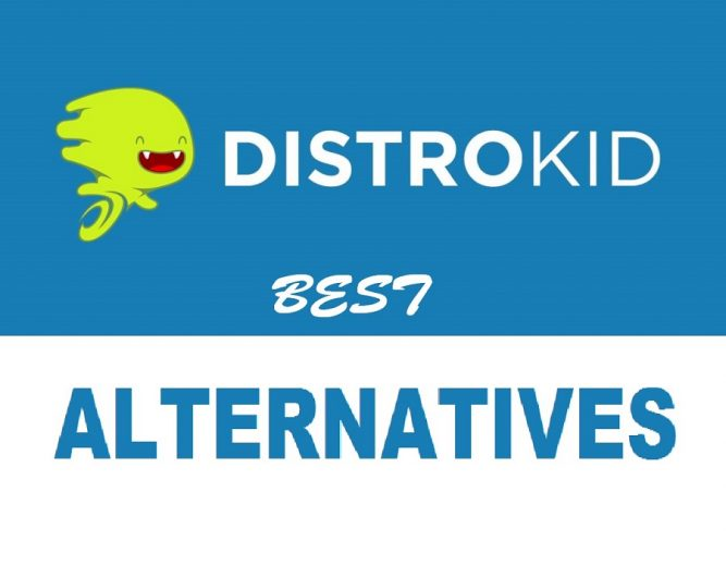 distrokid ALTERNATIVES