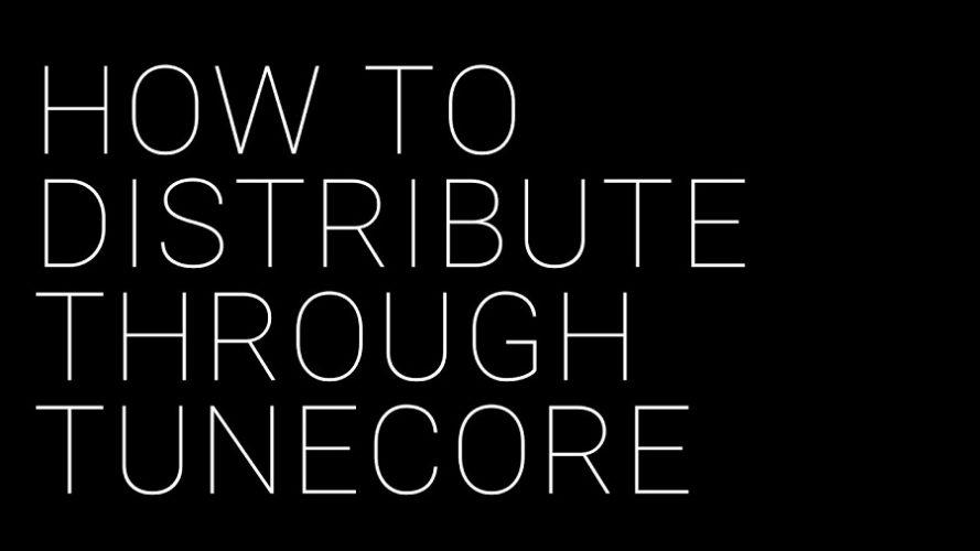 tunecore distribution