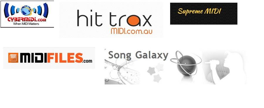 best sites midi files