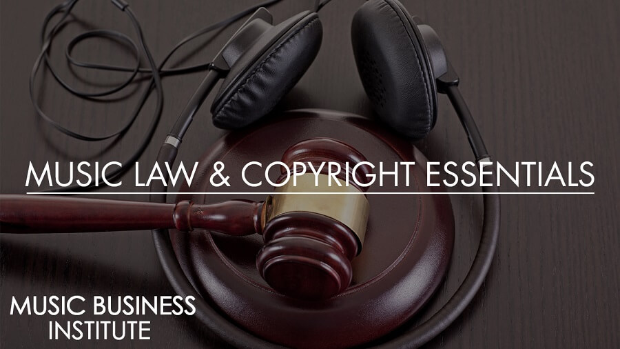 Music Business Institute Law