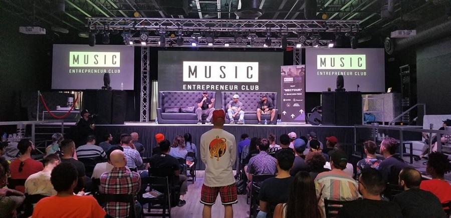 Music Entrepreneur Club