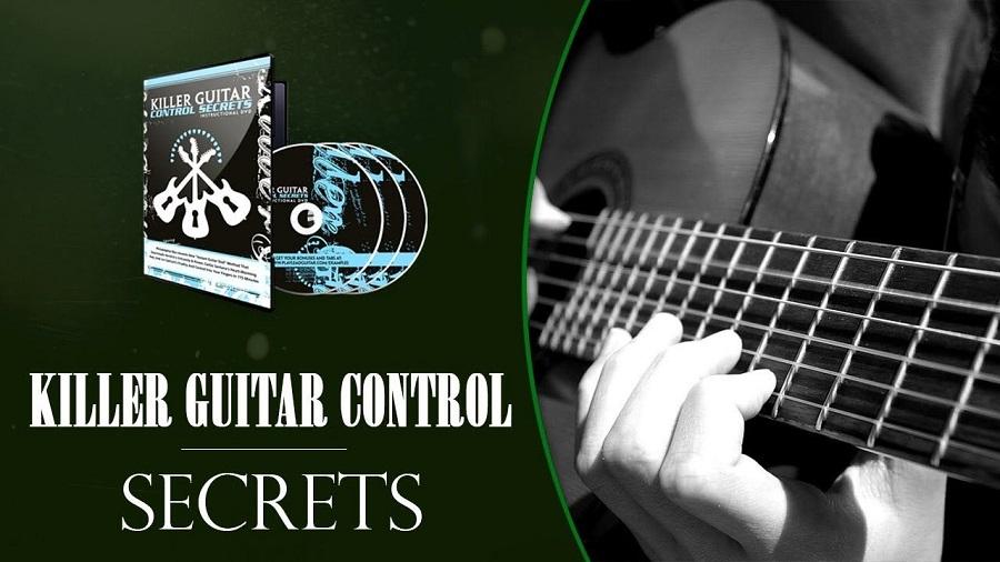 killer guitar control secrets review