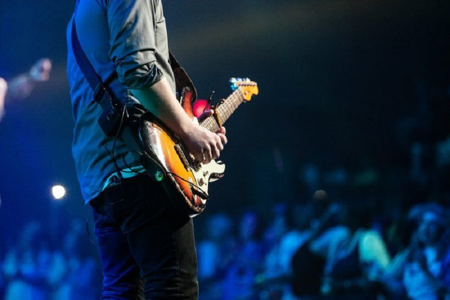 killer guitar control