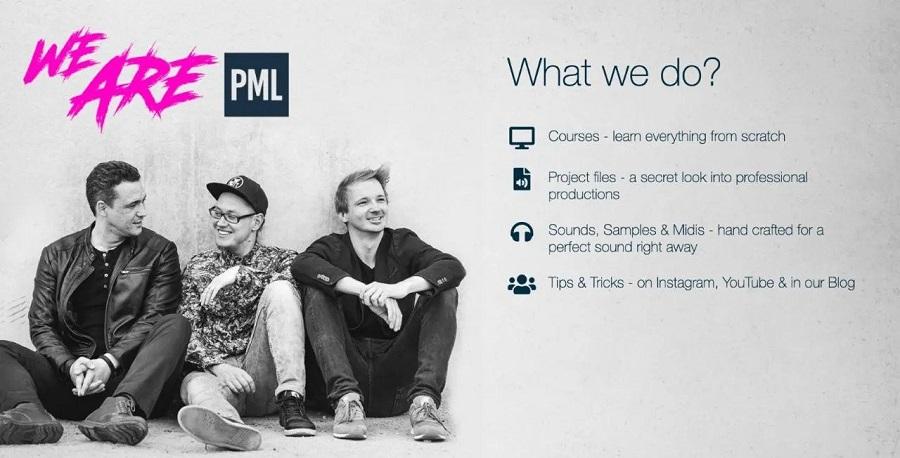 production music live team