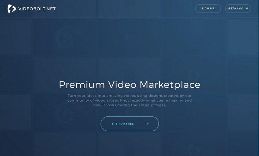 videobolt marketplace
